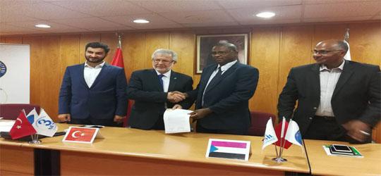 توقيع إتفاقيات مع جامعتي السلطان محمد الفاتح وأولدواغ بتركيا